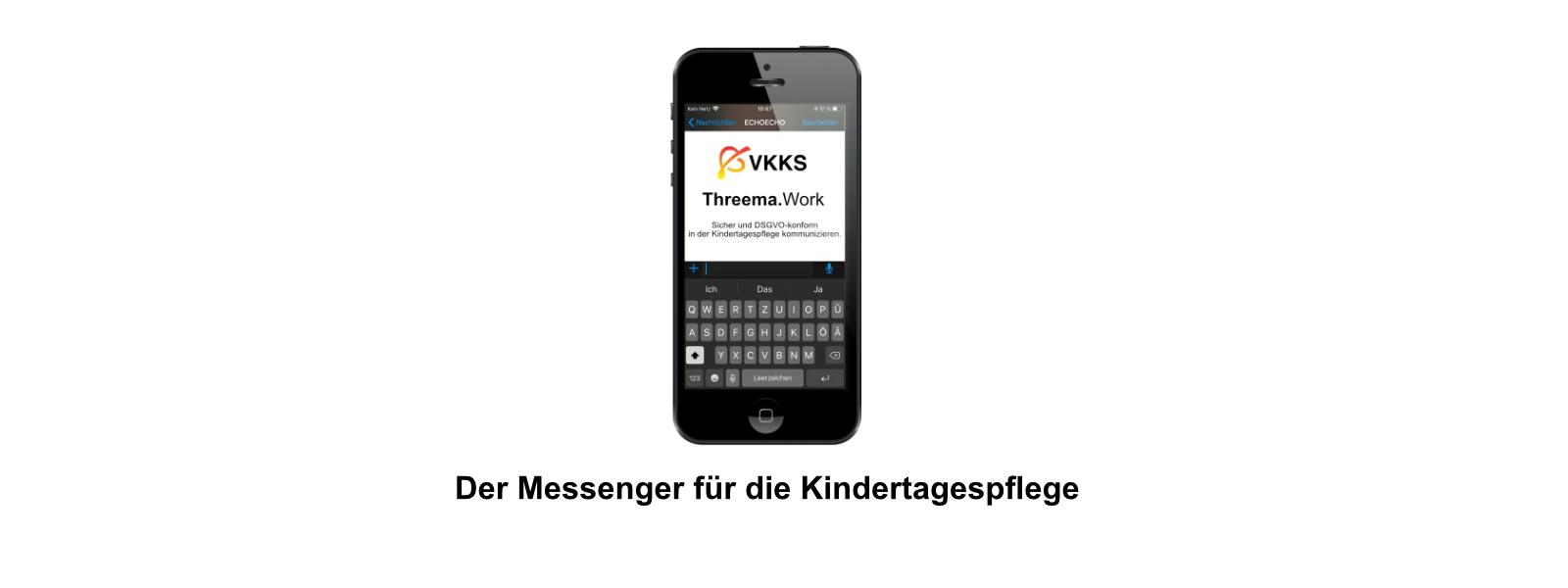 Threema.work VKKS